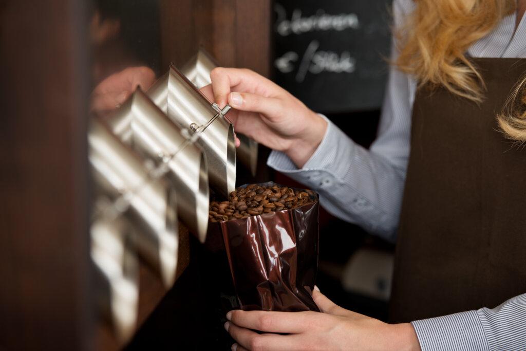 Komoditní káva