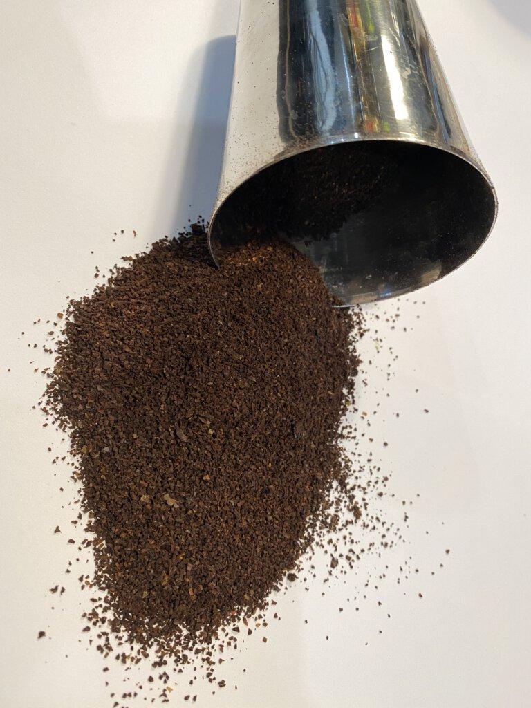 namletá káva pro V60