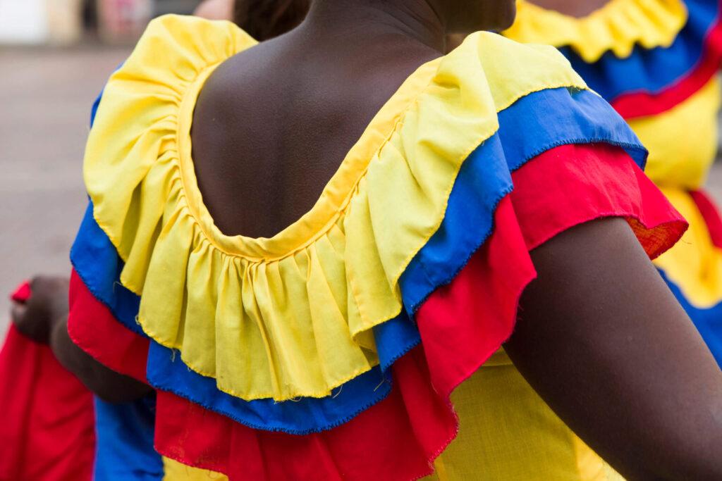 Kolumbijské barvy