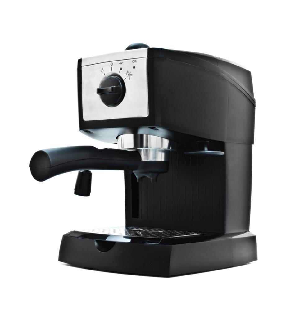 Domácí pákový kávovar